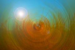 Di fbackground colorato multi variopinto astratto dei cerchi Immagini Stock Libere da Diritti
