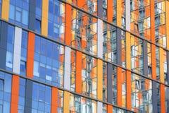 di finestre colorate Multi fotografia stock libera da diritti