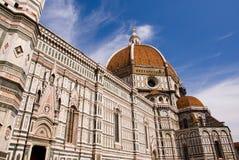 Di Firenze del Duomo fotografie stock libere da diritti