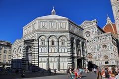Di Firenze Duomo Il собора Флоренс 27-ого августа 2018 во Флоренс, Италии Флоренс стоковое изображение