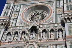 Di Firenze Duomo Il собора Флоренс 27-ого августа 2018 во Флоренс, Италии Флоренс стоковая фотография