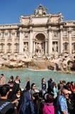 di Fontana Rome trevi Zdjęcia Royalty Free