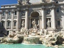 Di fontana TREVI στοκ εικόνες