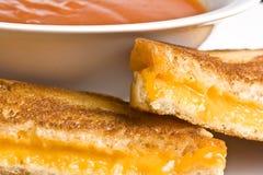 Di formaggio Immagini Stock