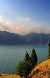 di garda lago Royaltyfri Fotografi