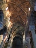 Di Gesu de Chiesa del Sacro Cuore de Gallipoli Puglia, Itália Foto de Stock