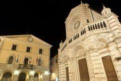 Di Grosseto van Duomo Royalty-vrije Stock Foto