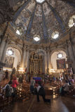 Di Guadalupe Basilica fotografia stock