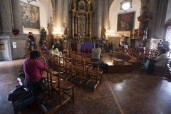 Di Guadalupe Basilica fotografia stock libera da diritti