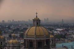 Di Guadalupe Basilica fotografie stock