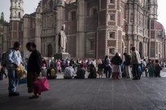 Di Guadalupe Basilica immagine stock libera da diritti