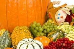 Di Halloween vita ancora. immagini stock