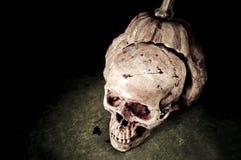 Di Halloween vita ancora Immagini Stock