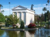 Di Hollywood cimitero per sempre - giardino delle leggende Fotografia Stock Libera da Diritti
