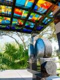 Di Hollywood cimitero per sempre - giardino delle leggende Fotografie Stock Libere da Diritti