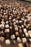 DI LA'DA progetta la mostra Fotografie Stock Libere da Diritti