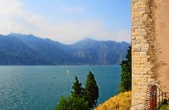 di lago Garda Zdjęcie Royalty Free