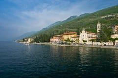di lago Garda Fotografia Stock