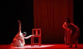 """ di Lanfang†di drama""""Mei di Baishixueyi-ballo Fotografia Stock Libera da Diritti"""