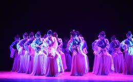 """ di Lanfang†di drama""""Mei di ballo-ballo di Huadan Fotografia Stock Libera da Diritti"""