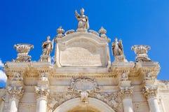 di Lecce porta Zdjęcia Royalty Free