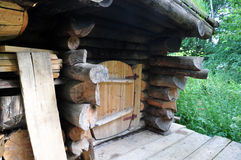 Di legno creativo Fotografie Stock Libere da Diritti