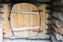 Di legno creativo Immagini Stock