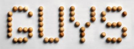 ` Di legno dei tipi del ` di arte di parola della puntina immagini stock