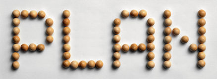 ` Di legno di piano del ` di arte di parola della puntina immagine stock libera da diritti