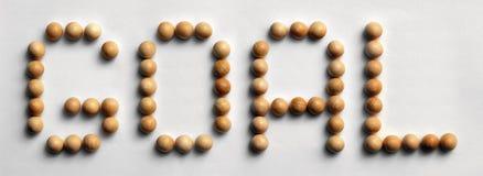 ` Di legno di scopo del ` di arte di parola della puntina Immagine Stock Libera da Diritti