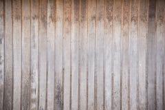 Di legno fondo della carta da parati usato vecchia pavimentazione Immagini Stock Libere da Diritti