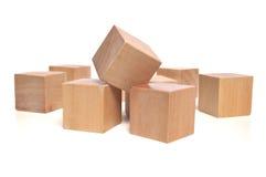 Di legno taglia Fotografia Stock Libera da Diritti