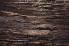 Di legno un fondo della parete Fotografie Stock Libere da Diritti