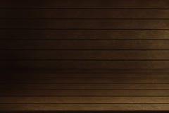 Di legno vuoto del fondo Immagine Stock Libera da Diritti