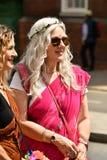 24/06/2018 di Londra Regno Unito Abbia una passeggiata in un giorno soleggiato Fotografie Stock Libere da Diritti