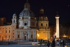 di loreto maria rome santa royaltyfri fotografi