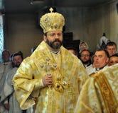 _5 di Major Archbishop Sviatoslav Shevchuk Fotografia Stock Libera da Diritti