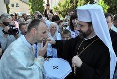 _3 di Major Archbishop Sviatoslav Shevchuk Fotografia Stock Libera da Diritti