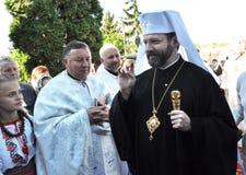 _2 di Major Archbishop Sviatoslav Shevchuk Fotografie Stock Libere da Diritti