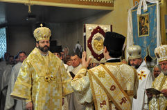 _11 di Major Archbishop Sviatoslav Shevchuk Fotografia Stock Libera da Diritti