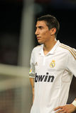 Di Maria of Real Madrid Royalty Free Stock Image
