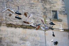 Di Matera van Sassi royalty-vrije stock foto