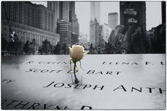 11/9 di memoriale Immagini Stock Libere da Diritti