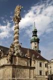 Di mercato di Sopron fotografia stock libera da diritti