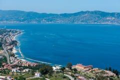 Di Messina de Stretto Fotos de Stock Royalty Free