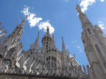 Di Milaan van Duomo Royalty-vrije Stock Fotografie