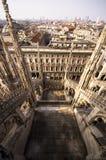 Di Milan de Duomo photos stock