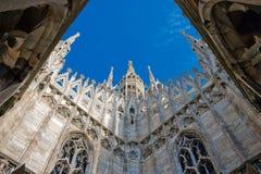 Di Milano del Duomo Fotos de archivo libres de regalías