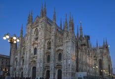 Di Milano del Duomo Fotografia Stock