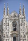 Di Milano del Duomo Immagini Stock Libere da Diritti